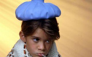 Сопли, кашель и понос у ребенка: причины