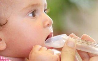 Капли в нос от зеленых соплей для детей от 2 лет