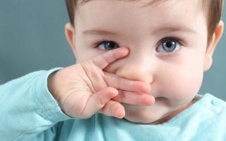 Соплей нет а нос не дышит у ребенка что делать 3 года