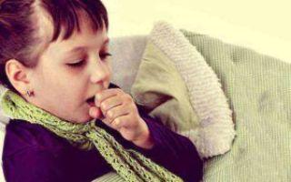 У ребенка кашель и затрудненное дыхание
