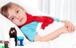 Почему у ребенка сухой кашель?