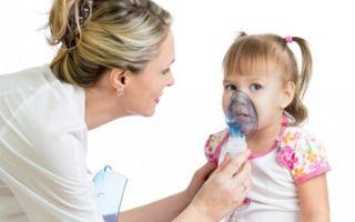 Ингаляция при сухом кашле физраствором: правила проведения процедуры и показания к применению