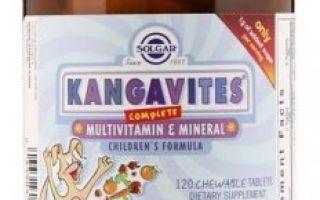 Какие витамины лучше принимать для иммунитета для детей 8 лет?
