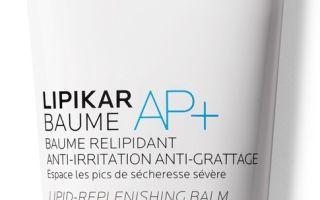 Липикар бальзам для детей при атопическом дерматите: состав и инструкция по применению препарата