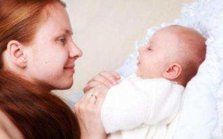 Кашель у грудного ребенка лечение