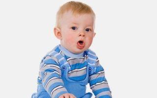 Согревающая детская мазь от кашля: обзор эффективных средств