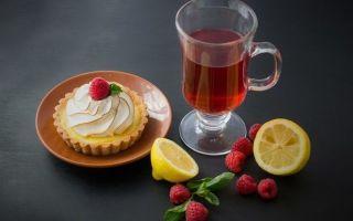 Чай с малиной при кашле: польза и вред напитка, правила употребления