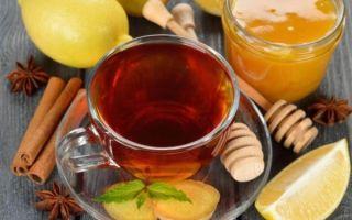 Как правильно заваривать чай с имбирем и лимоном для иммунитета?
