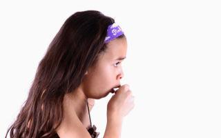 У ребенка кашель долгое время: причины и лечение