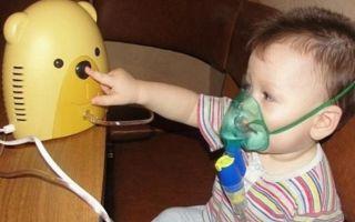 Помогает ли небулайзер при кашле