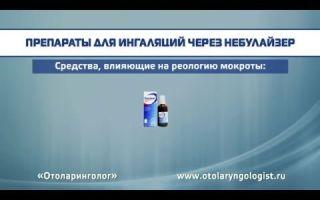 Беродуал для детей от кашля: описание препарата и подробная инструкция по применению