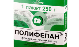 Полифепан или Полисорб: что лучше при дерматите и сравнение препаратов