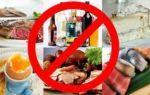 Источники и симптомы пищевого отравления при беременности