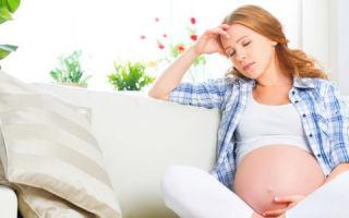 Может ли быть повышенное давление на раннем сроке беременности