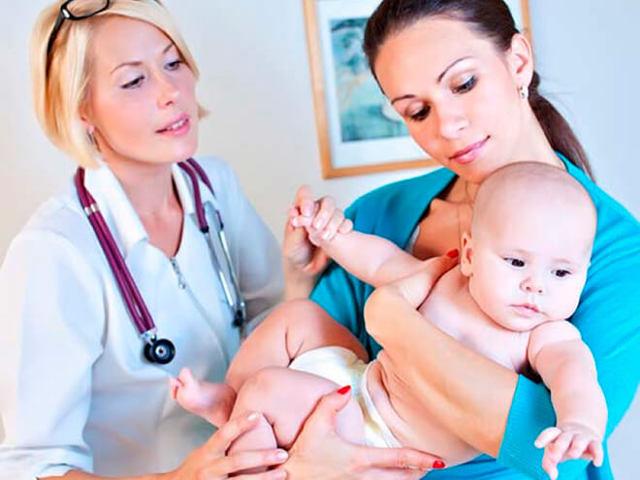 Как выглядит пеленочный дерматит у детей?