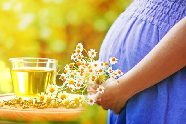 От кашля при беременности липа