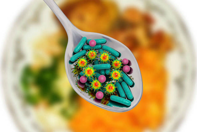 Основные причины отравления едой