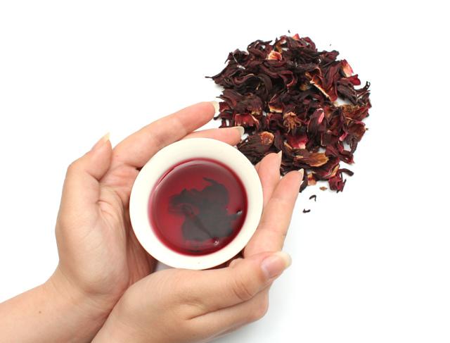 Чай каркаде при повышенном давлении как пить