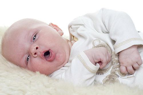 Кашель у трехмесячного ребенка комаровский