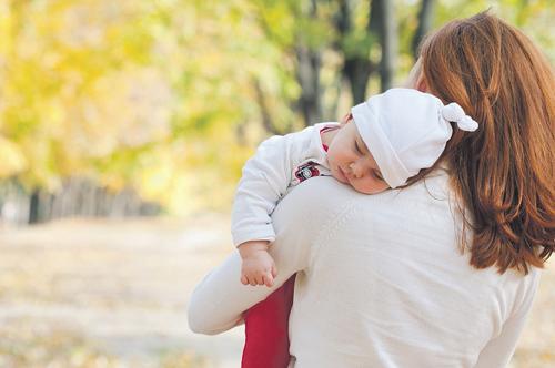 Прогулки при кашле у ребенка