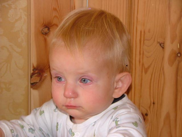 Капли в нос для детей при заложенности носа и зеленых соплях
