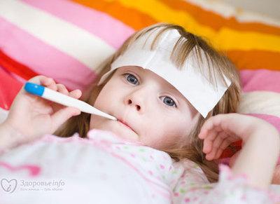 Сколько раз в год болеет ребенок с нормальным иммунитетом годовалый
