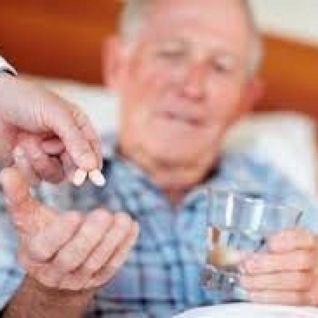 Как пить андипал при повышенном давлении до еды или после?