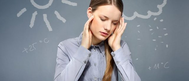 Пониженное атмосферное давление влияние на человека с повышенным давлением