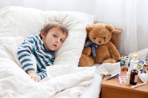 Как у ребенка вылечить сопли которые текут по задней стенки у ребенка?