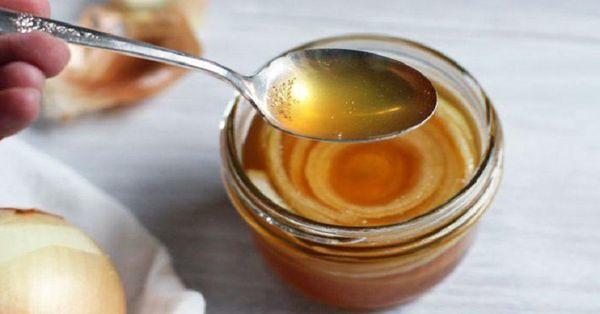 От кашля сахар с луком