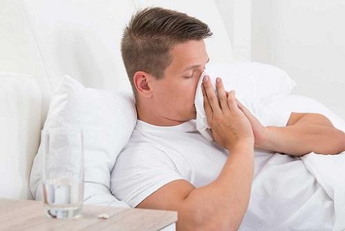 Как сделать чтобы был кашель?