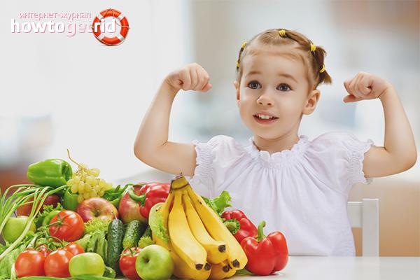 Как повысить иммунитет часто болеющего ребенка 5 лет народные рецепты?