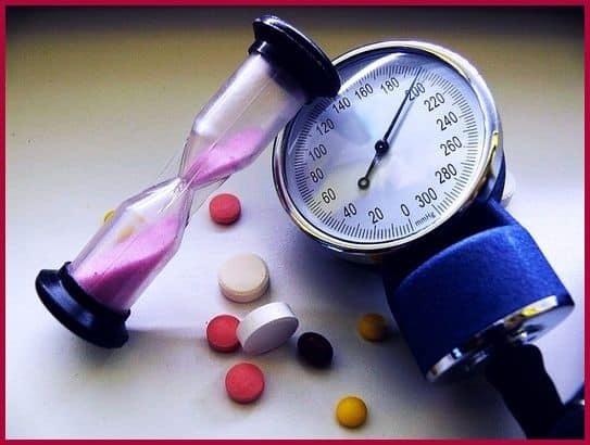 Что принимать при повышенном давлении при сахарном диабете 2 типа?