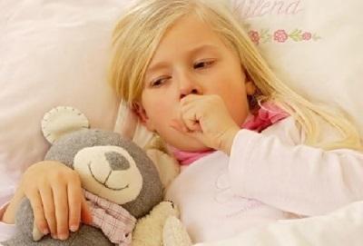 Аллергия и кашель у ребенка