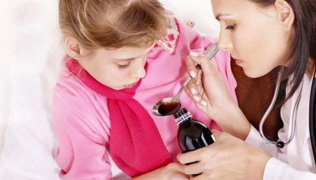 У ребенка долго сухой кашель
