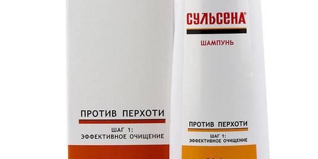 От себорейного дерматита шампунь с цинком