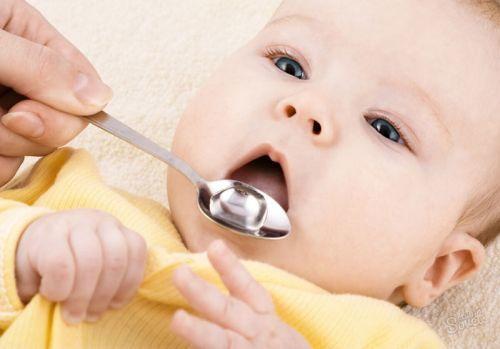 Сироп от кашля новорожденным детям