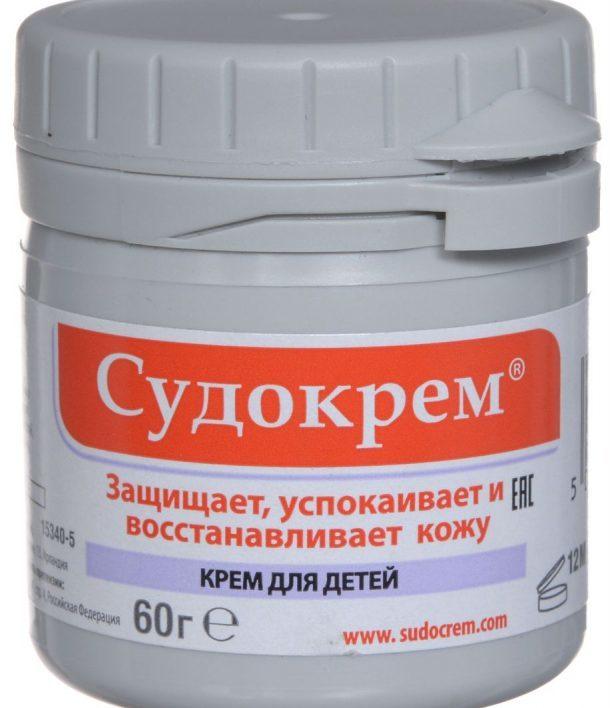 Мази на основе цинка от дерматита