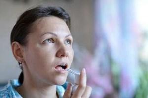 Кашель сухой у беременной лечение