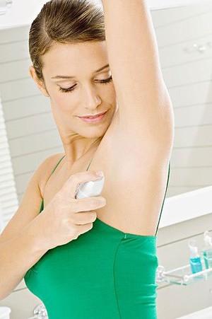 Разновидности дезодорантов при гипергидрозе