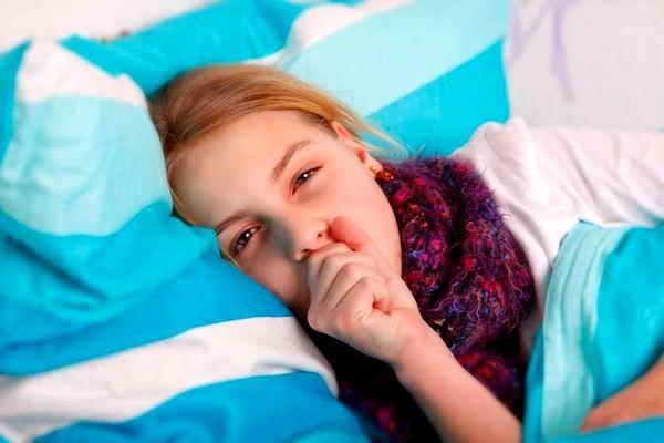 Какой бывает у детей кашель?