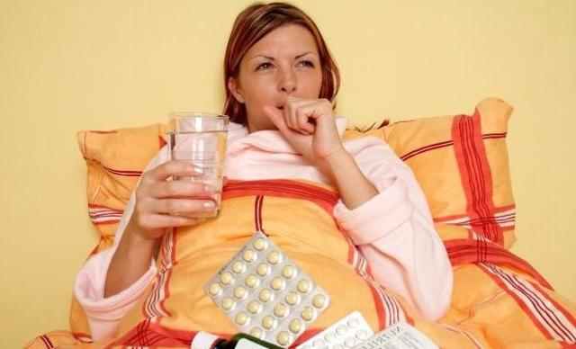 Першит в горле вызывает кашель