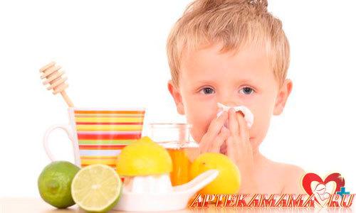 У ребенка зеленые сопли чем лечить по комаровскому в 2 года