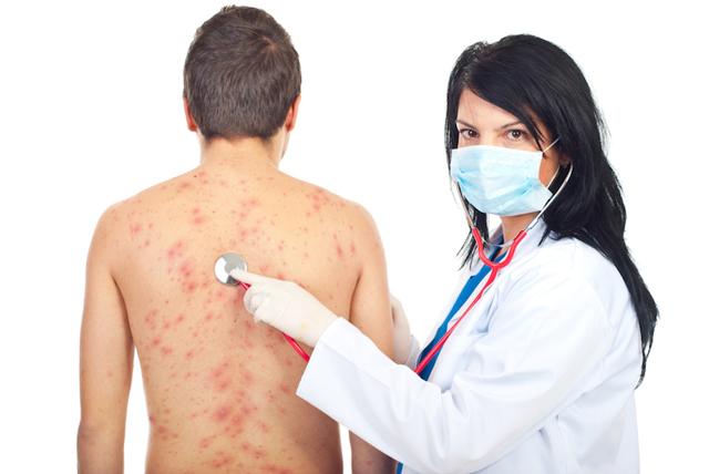Берут ли в армию с атопическим дерматитом в стадии ремиссии