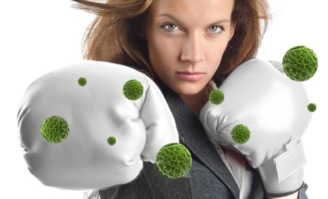 Как укрепить иммунитет взрослому человеку народными средствами от простуды?