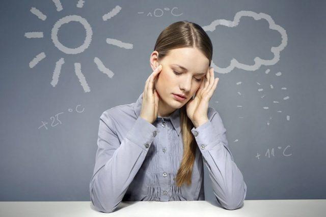 Какие таблетки помогают от повышенного давления от перемены погоды?