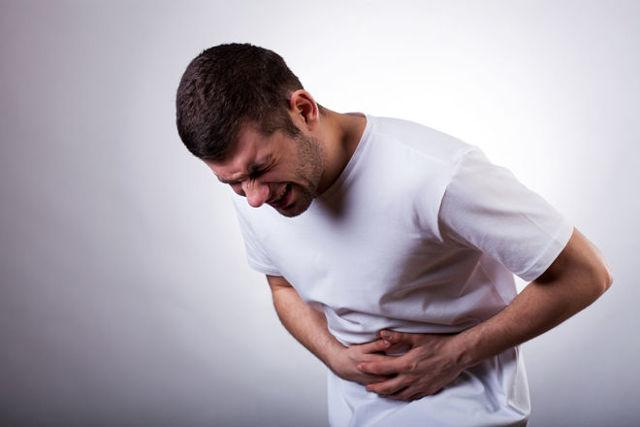 Боль в животе и кашель