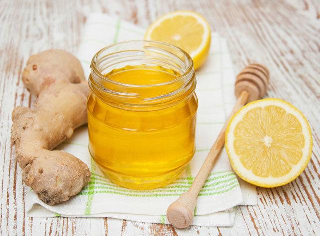 Как приготовить смесь из имбиря лимона и меда для иммунитета?