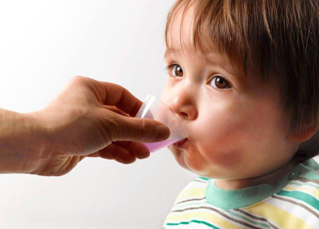 Что ребенку от кашля сухого?