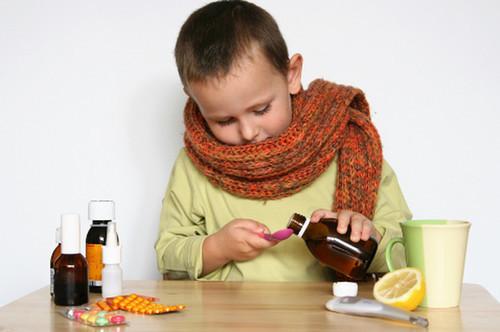 Лекарства при кашле у детей